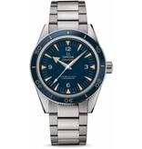 Omega Seamaster Planet Ocean Horloge Titanium / Blauw / Titanium