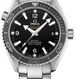 Omega Seamaster Planet Ocean 600M 42mm Horloge Staal / Zwart