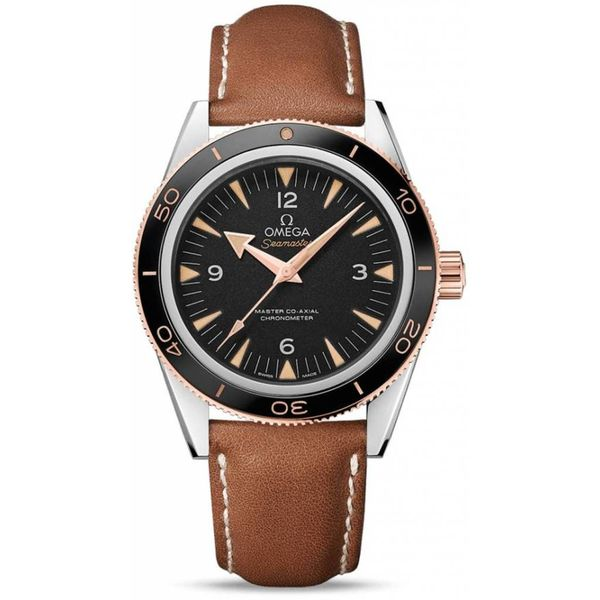Seamaster 300 41mm Master Co-Axial