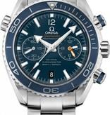 Omega Planet Ocean 600M Chronograph 45.5mm Horloge Titanium / Blauw