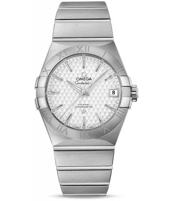 Omega Constellation Co-Axial Horloge Staal / Zilver