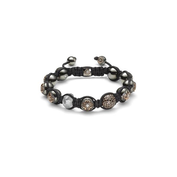 Timeless Men Shamballa Armband