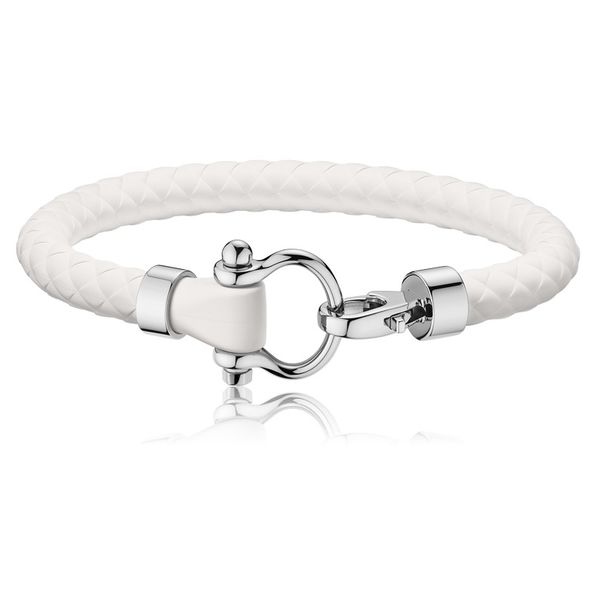 Sailor Bracelet White