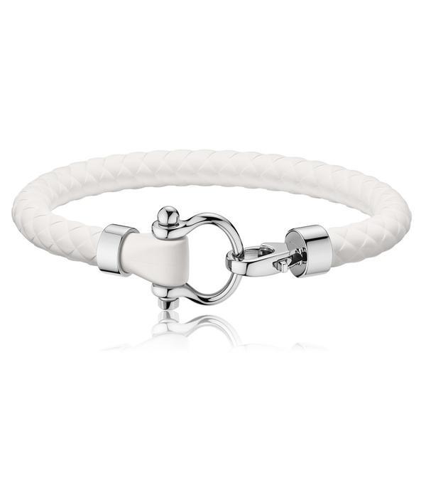 Omega Sailor Bracelet Wit