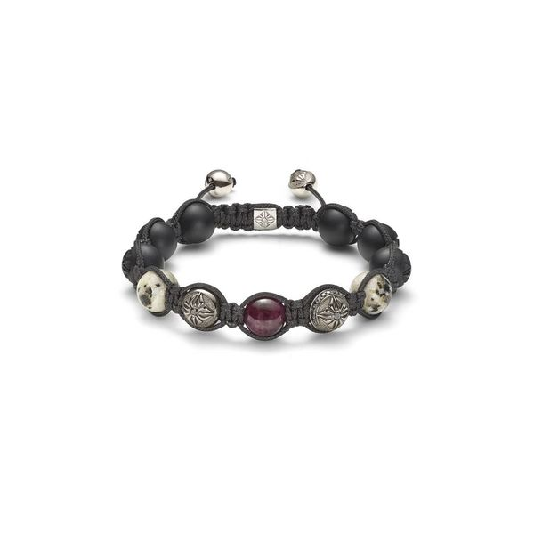 Nordic Magic Men  Shamballa Armband