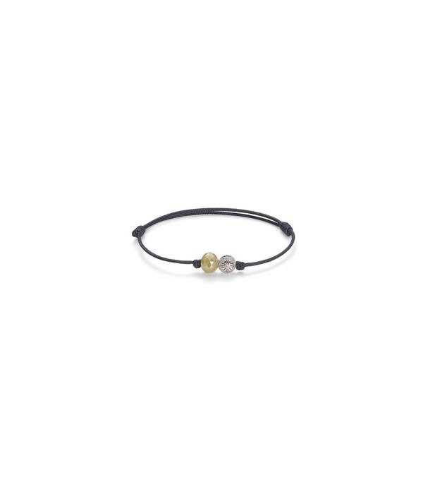 Shamballa Nordic Magic Women Orb Bracelet Gray Diamond, White Gold,<br /> Diamonds, 18K White Gold