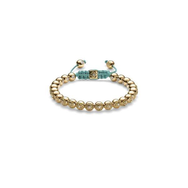 Inner Radiance Women Non-Braided Shamballa Bracelet
