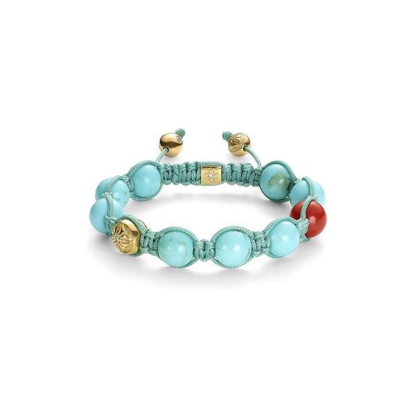 Inner Radiance Women  Shamballa Armband