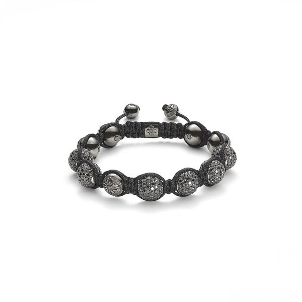 Heroes and Warriors  Shamballa Bracelet
