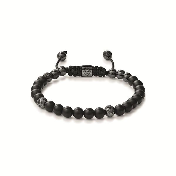 Heroes and Warriors Non-Braided Shamballa Armband