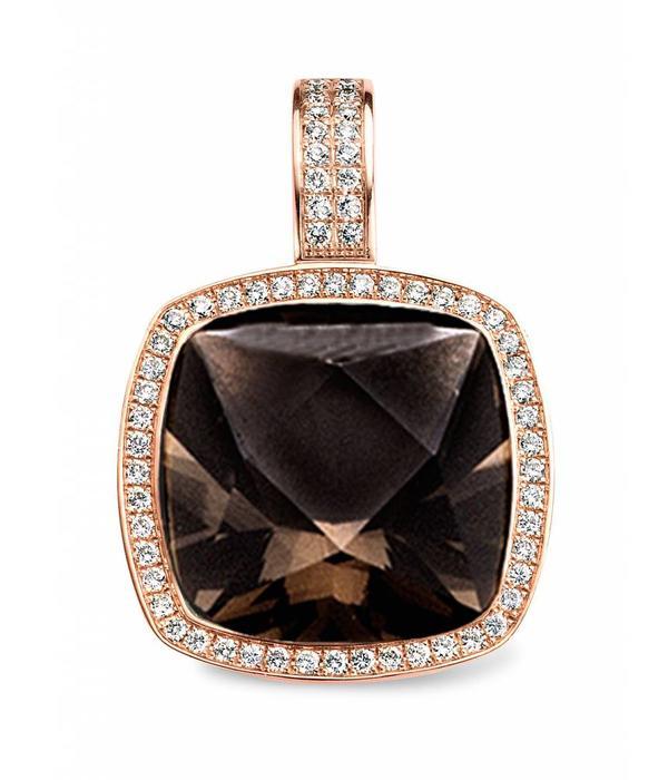 Tirisi Jewelry Milano Pendant Tirisi Rose Gold