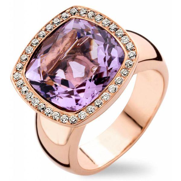 Milano Ring Tirisi Rose Gold