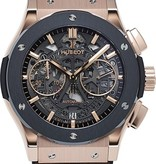 Hublot Classic Fusion Aerofusion Chronograph King Gold 45mm Dutch Edition (525.OM.0180.HR.CSS16)