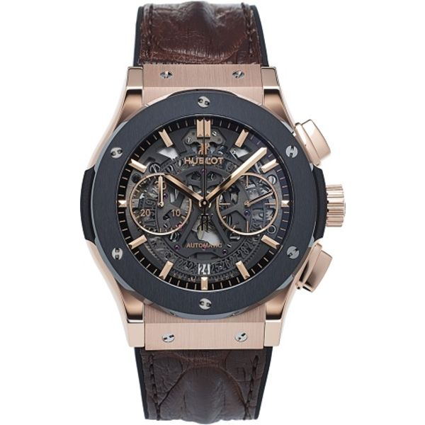 Classic Fusion Aerofusion Chronograph King Gold 45mm Dutch Edition