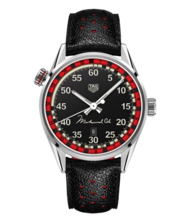 Tag Heuer Tribute to Muhammad Ali Limited Special Edition