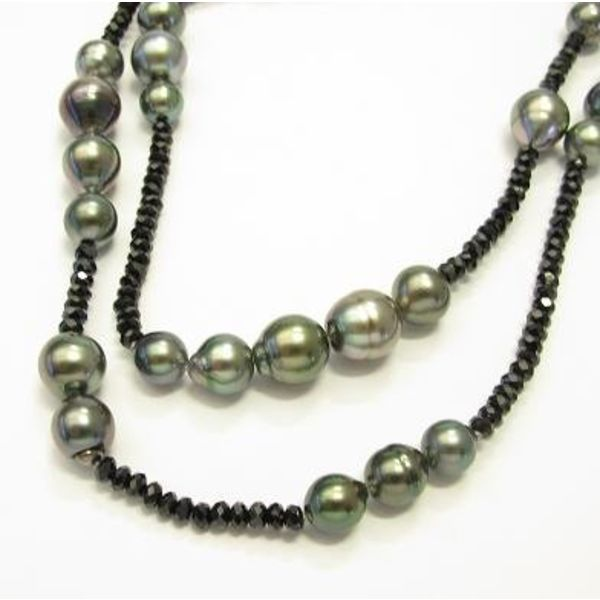 Necklace Tahiti Spinel