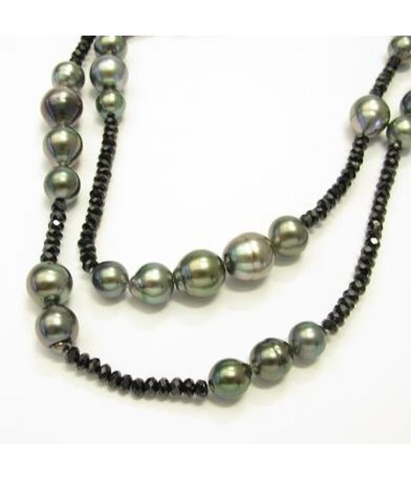 Gellner Necklace Tahiti Spinel (2-050-80852-1015-0014)