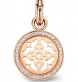 Tirisi Moda Mauritius Bedel Filigrain Met Diamant Pave