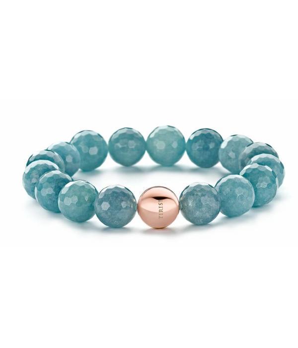 Tirisi Moda St-Tropez Bracelet Blue Kwarts orb