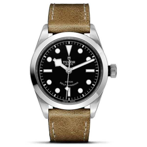 Heritage Black Bay 36mm
