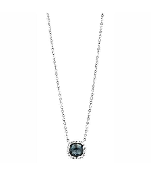 Tirisi Jewelry Necklace Milano Sweeties Hematite