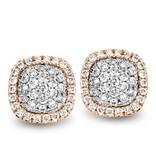 Tirisi Jewelry Earring Studs Milano Sweeties Pavé