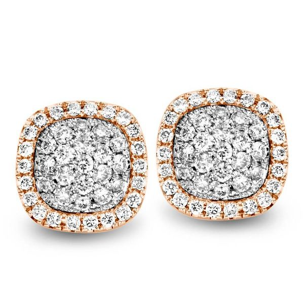 Earring Studs Milano Sweeties Pavé