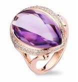 Tirisi Jewelry Ring Abu Dhabi Amethist