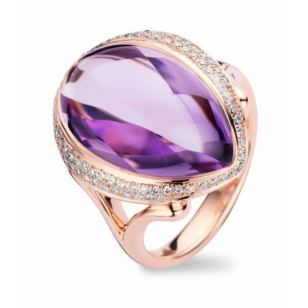 Ring Abu Dhabi Amethyst
