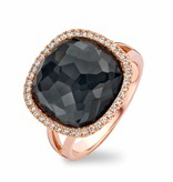 Tirisi Jewelry Ring Milano Hematite