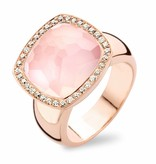 Tirisi Jewelry Ring Milano Pink Quartz