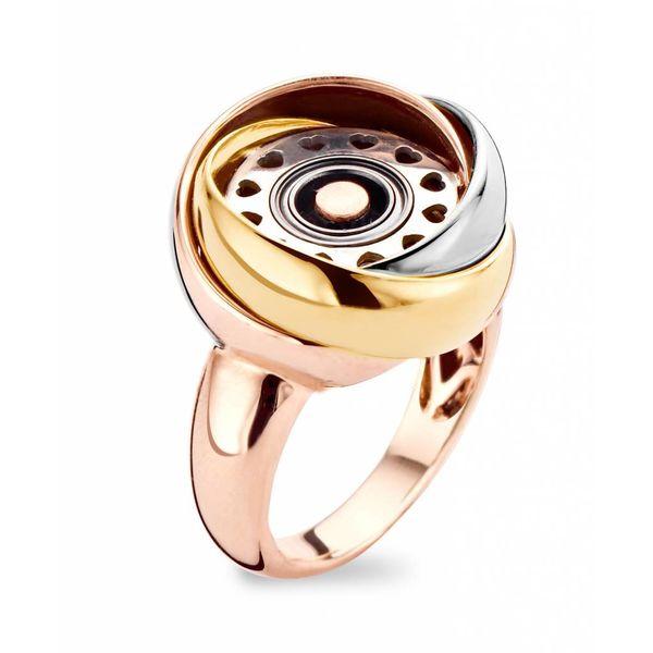 Ring Three Times A Lady
