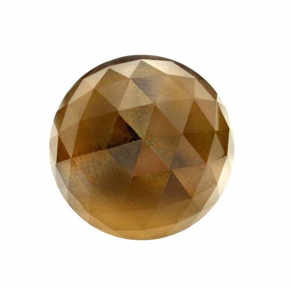 Stone Three Times A Lady Quartz Cognac