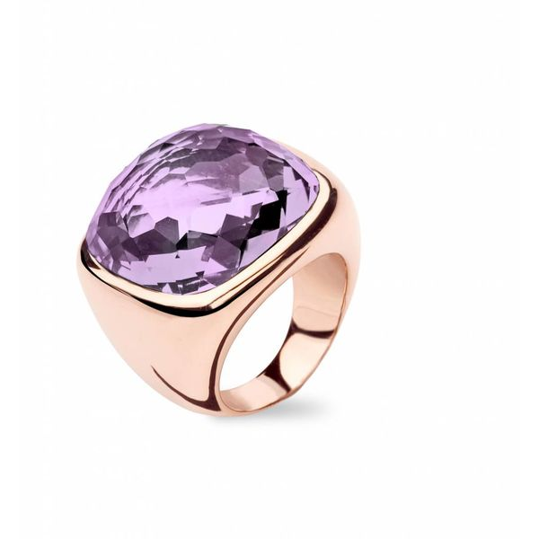 Ring Verona Square Amethyst