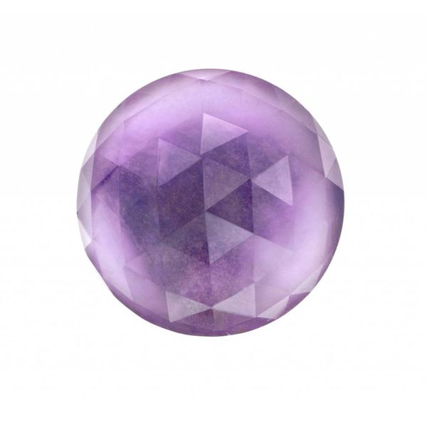 Stone Three Times A Lady Amethyst/Mother of Pearl