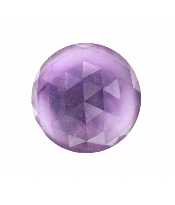 Tirisi Jewelry Stone Three Times A Lady Amethyst/Mother of Pearl