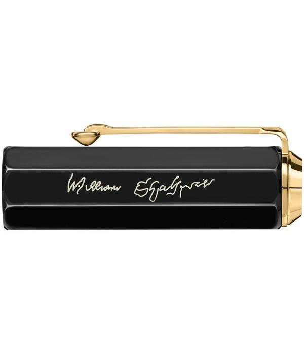Montblanc Writers Edition William Shakespeare Special Edition Fountain Pen