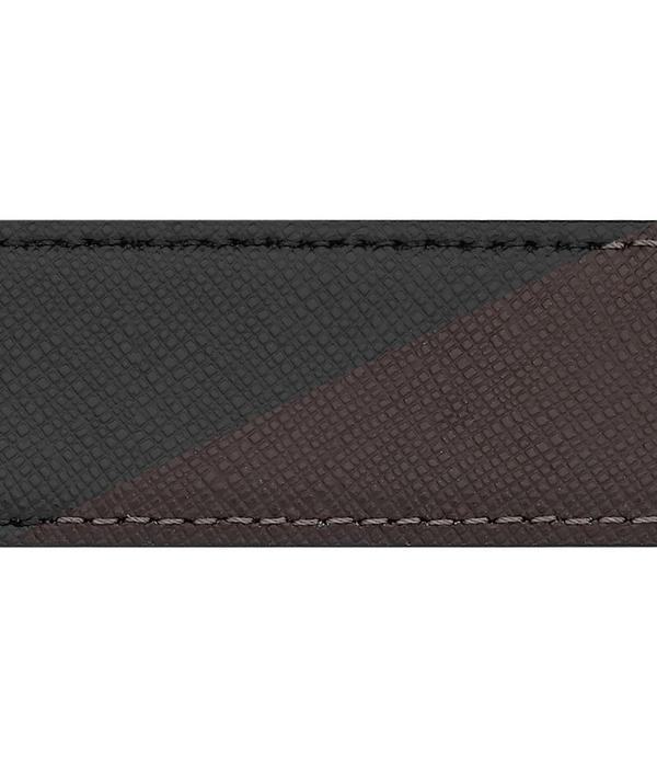 Montblanc Belts Classic Line 30mm horseshoe leder (113834)