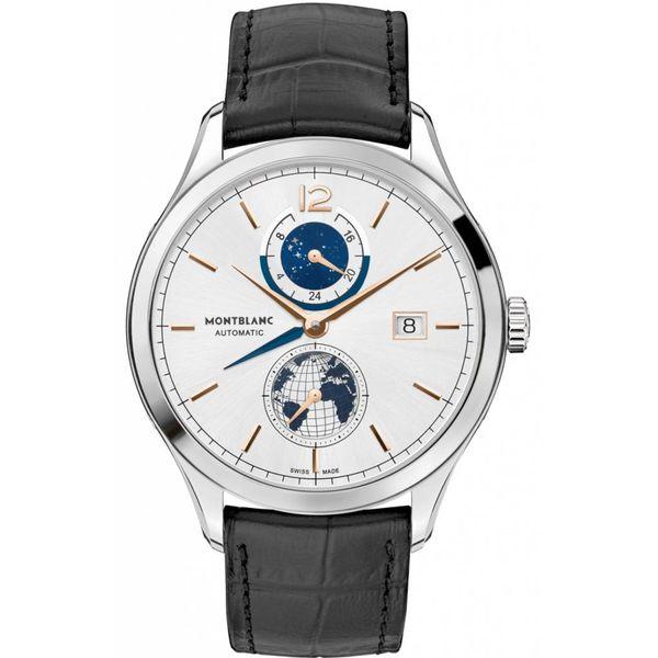 Heritage Chronometrie Dual Time 41mm