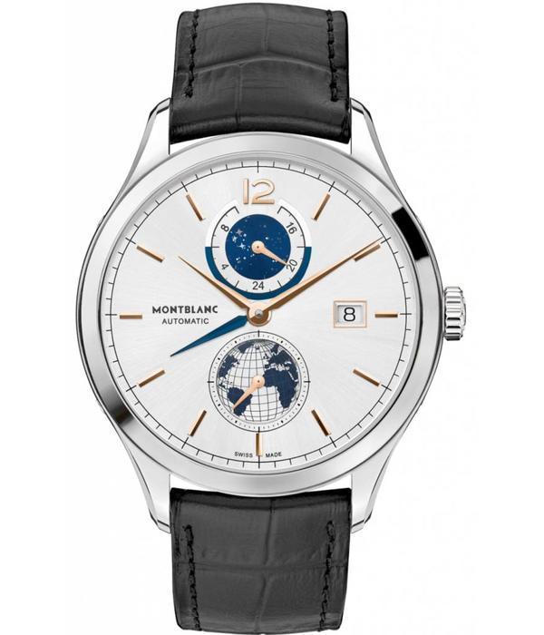 Montblanc Heritage Chronométrie Dual Time Vasco da Gama Special Edition (113779)