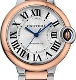 Cartier Ballon Bleu 36mm  (W2BB0003)