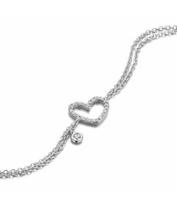 SC Jewellery Bracelet Heart open