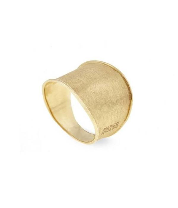 Marco Bicego Lunaria 18K Yellow Gold Medium Ring