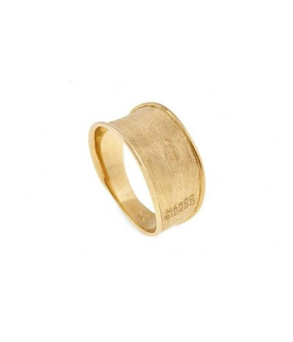 Marco Bicego Lunaria 18K Yellow Gold Ring