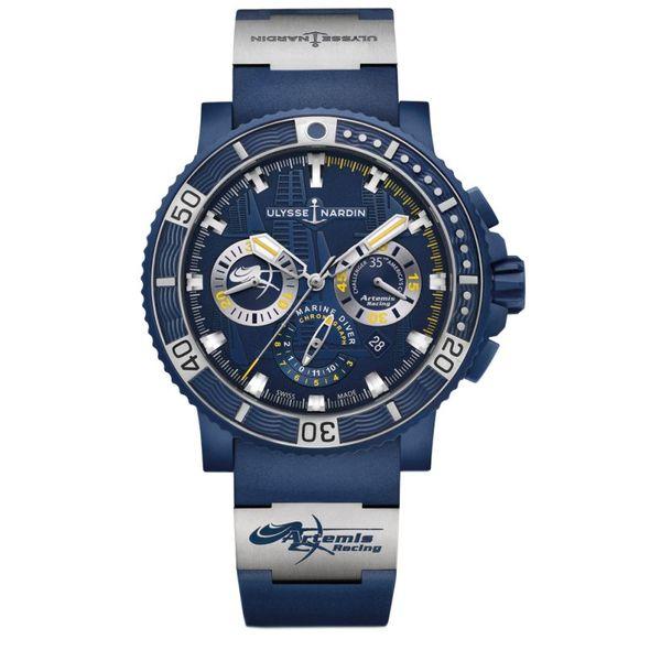 Diver Black Sea Chronograph