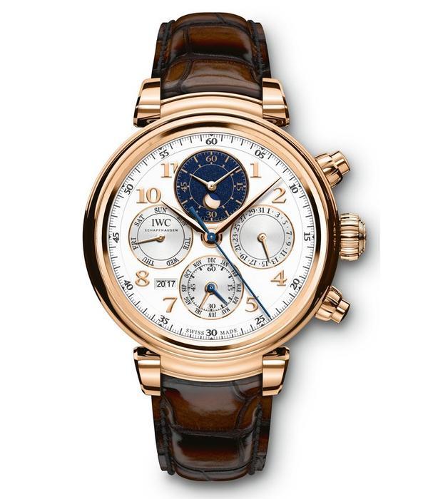 IWC Da Vinci Perpetual Calendar Chronograph 43mm (IW392101)