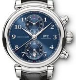 IWC Da Vinci 43mm Chronograph Laureus (IW393402)