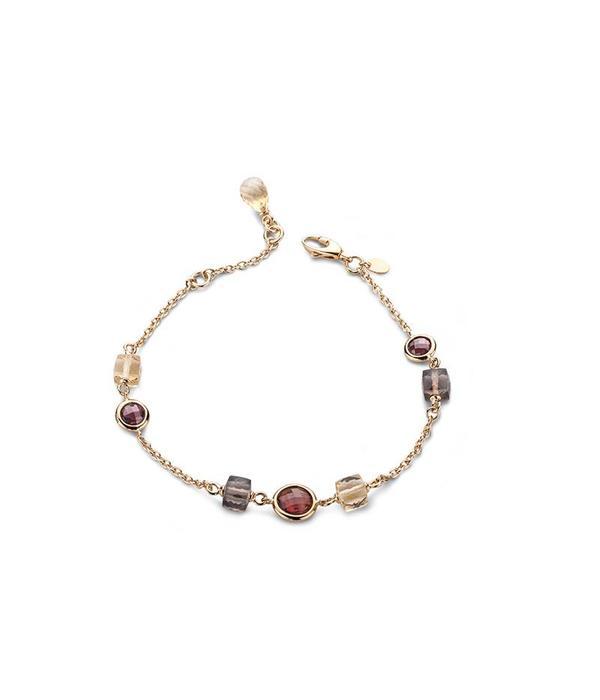 SC Jewellery Bracelet met diverse kleurstenen