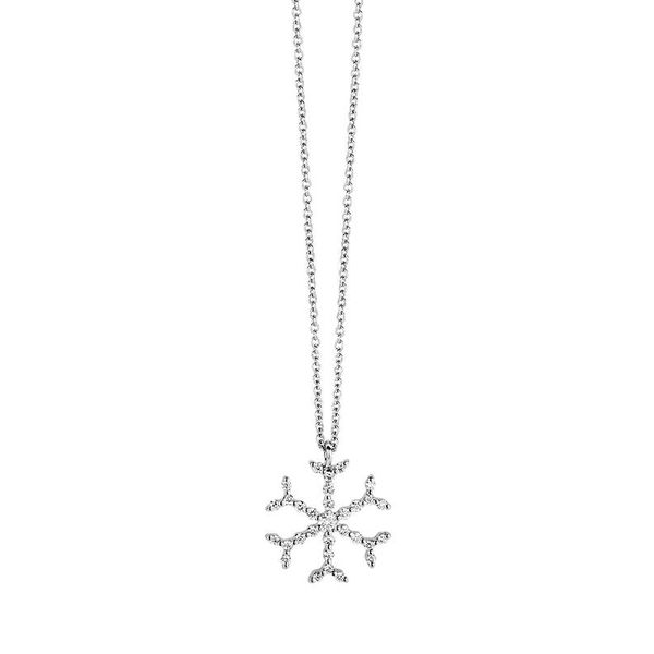 Collier Ice Crystal