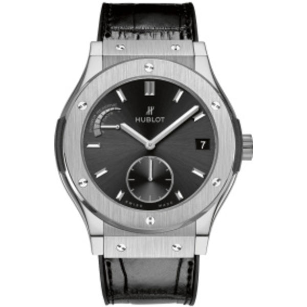 Classic Fusion Power Reserve Titanium Racing Grey 45mm